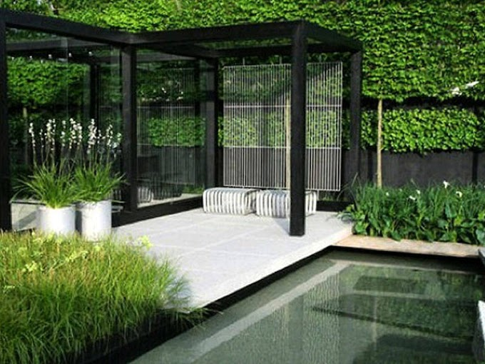 21 Examples of Latest Indoor Garden Designs