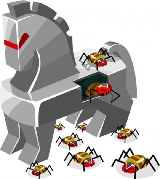 13 Virus PC dan Android Berbahaya di Dunia, 3 diantara malware paling berbahaya