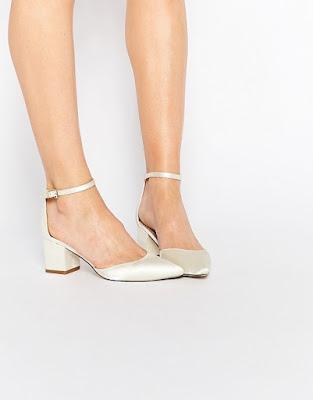 propuestas de Zapatos de Tacon bajo para Fiesta
