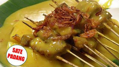 Kuliner Indonesia - Sate KMS