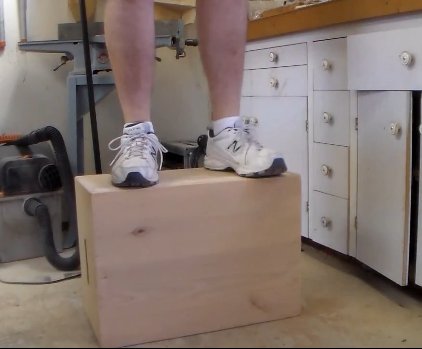How To Make A Three Position Box Shop Time
