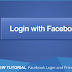 Facebook Login App for android
