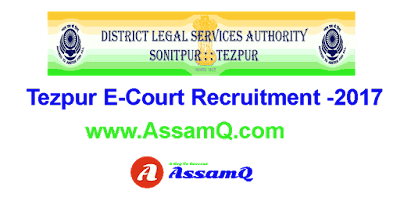 TEZPUR E-COURT DTO JOBS ASSAM SAKORI