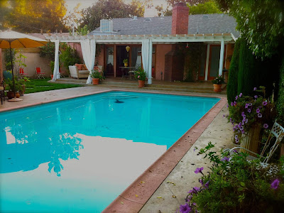 burbank, california, housesit