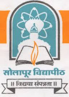 Solapur University Recruitment 2016