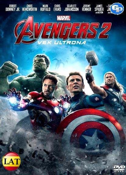 Vengadores 2: La Era de Ultrón (2015) LATINO