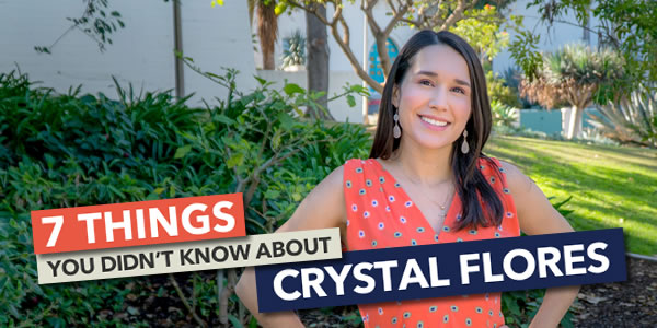 7 Things You Didn't Know About Crystal Flores