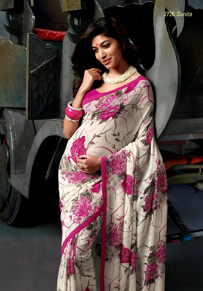 Latest Saree Collection by Laxmipati  New Saree Collection 20132014  She9  Change the Life Style