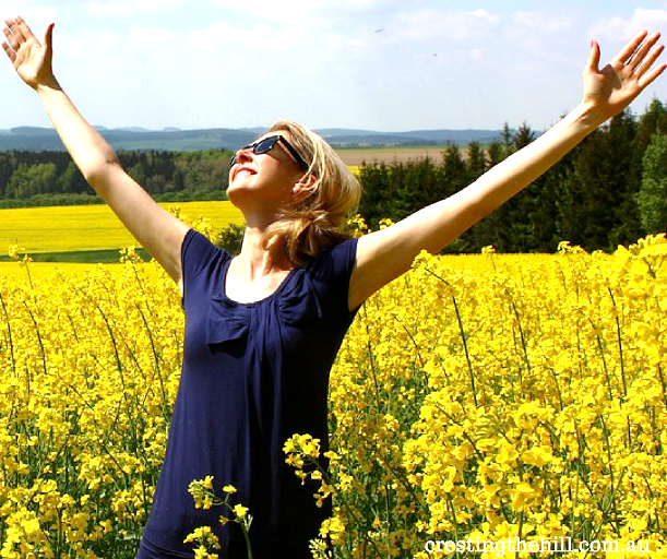 Happiness Choice #6 - Choose to be Grateful for the life you have