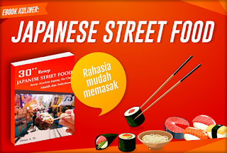 Ebook Kuliner Japanese Street Food