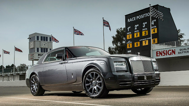 Rolls-Royce Bespoke Chicane Phantom Coupé