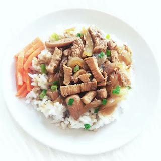 Ide Resep Masak Chicken Yakiniku (MPASI 👶 12m+)