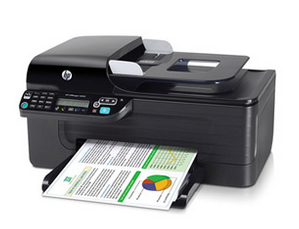 HP Officejet 4500 Printer Drivel For Window and Mac images