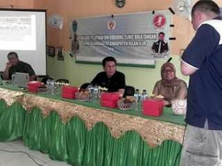 Cari Bibit Atlet, ABTI Ogan Ilir Gelar Coaching Klinik