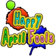 Happy april fool day sms