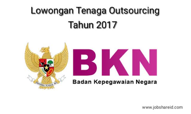 BKN Buka Lowongan Tenaga Outsourcing, Gajinya UMR