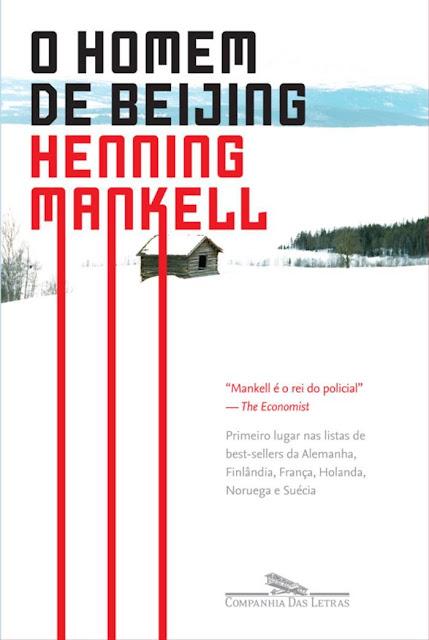 O homem de Beijing - Henning Mankell