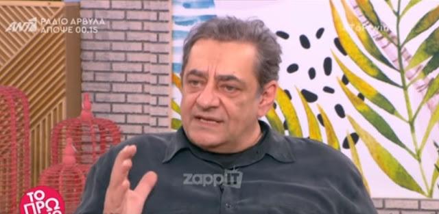 """Αντώνης Καφετζόπουλος: """"Η Επίδαυρος θα πρέπει να ξαναγίνει αρχαιολογικός χώρος"""" (βίντεο)"""