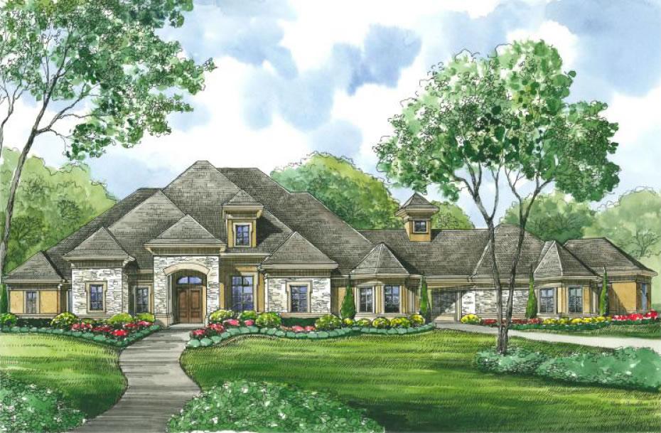 EUROPEAN HOUSE PLANS DESIGNS | House of BuildingFashion Week