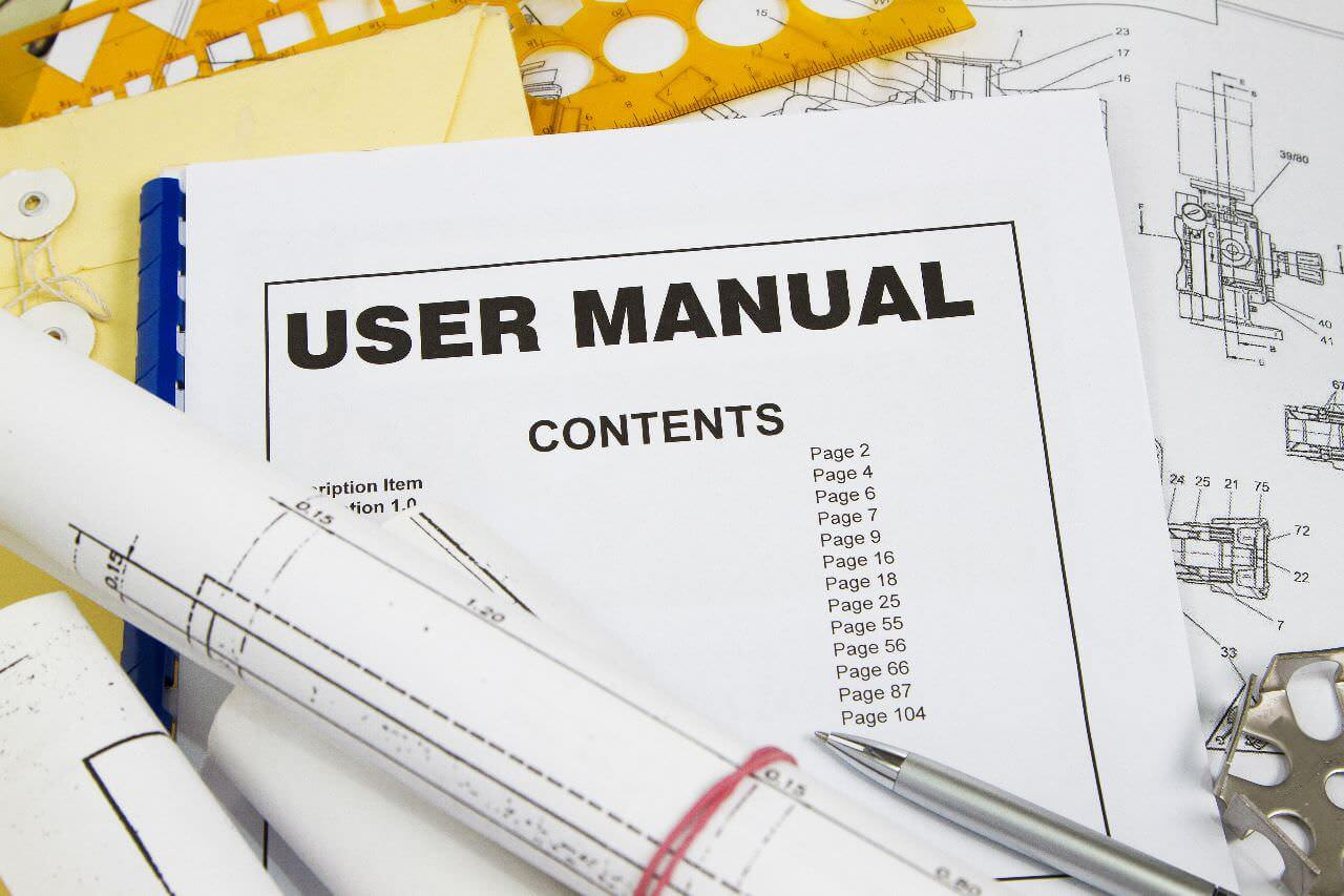 A user manual is a document related to the laptop explaining its operation  and how to use it, you don't need this document while repairing the  motherboard.
