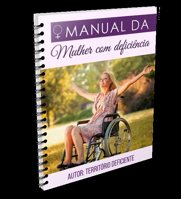 Mulher com deficiência a mudança da sua vida chegou!!!