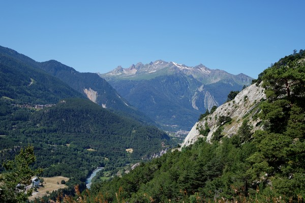 savoie maurienne vanoise aussois vallée arc