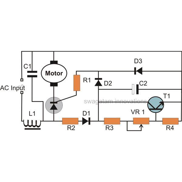 Ac Motor Back Emf Ac Motor Kit Picture