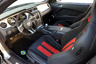Agamemnon Ford Mustang Gt Red Tails