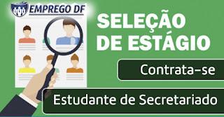 Estágio de Secretariado