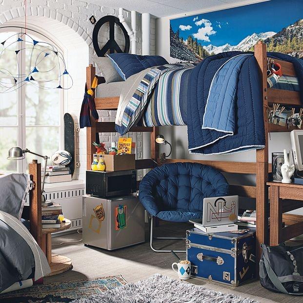 12 teen boy rooms for inspiration   nooshloves on Teenager:_L_Breseofm= Bedroom Ideas  id=67126