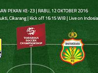 TSC 2016: Persib vs Bhayangkara FC