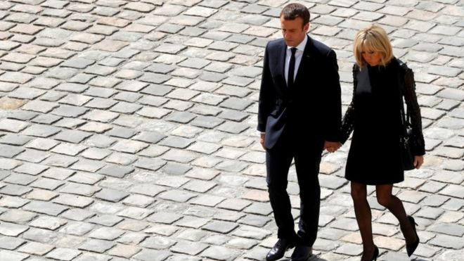 France: Macron to abandon plans for official first lady