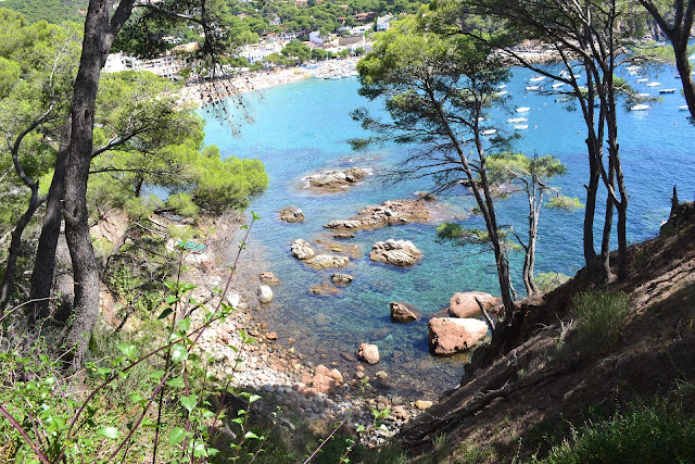 Le baie di Palafrugell