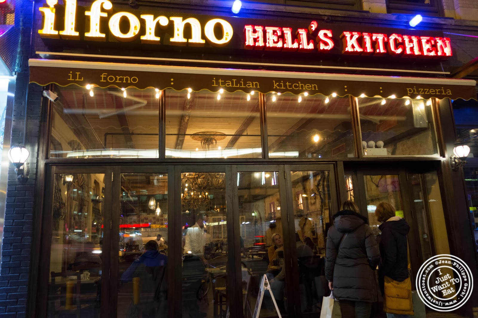 Il Forno Hell's Kitchen in NYC, New York  I Just Want To