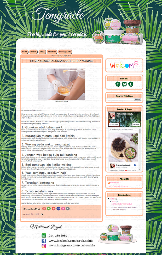 Blog Design 81