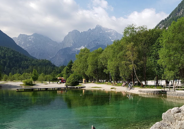 Lake Jasna, Triglav National Park, Slovenia