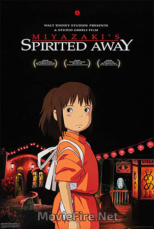 Spirited Away (2001) 1080p