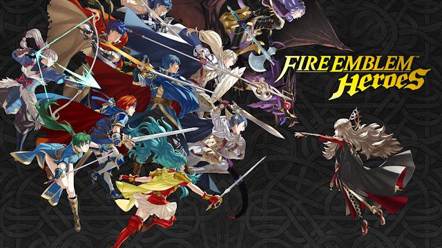 Fire Emblem Heroes nos sorprende con nuevas misiones y retos que otorgan orbes