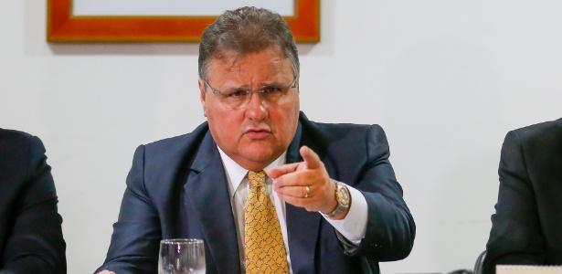 """Geddel Vieira Lima (PMDB-BA) alegou risco de """"estupro"""" na Penitenciária da Papuda."""