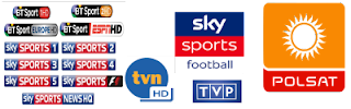 Sky sports UK BBC BT Sports Polsat PL free iptv