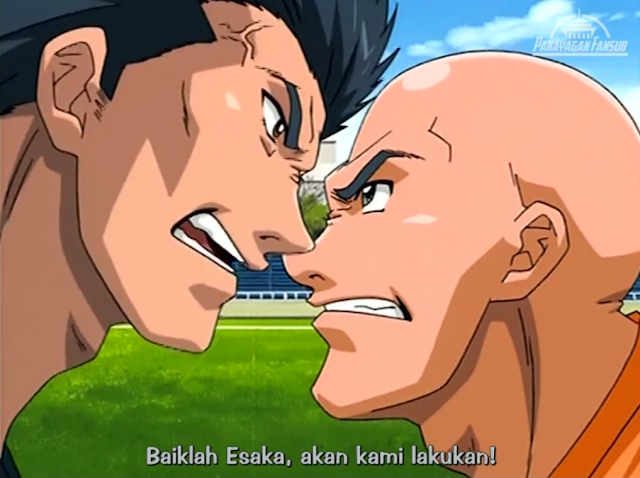 Hungry Heart Wild Striker Subtitle Indonesia