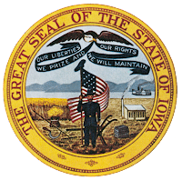 seal from the State I came from