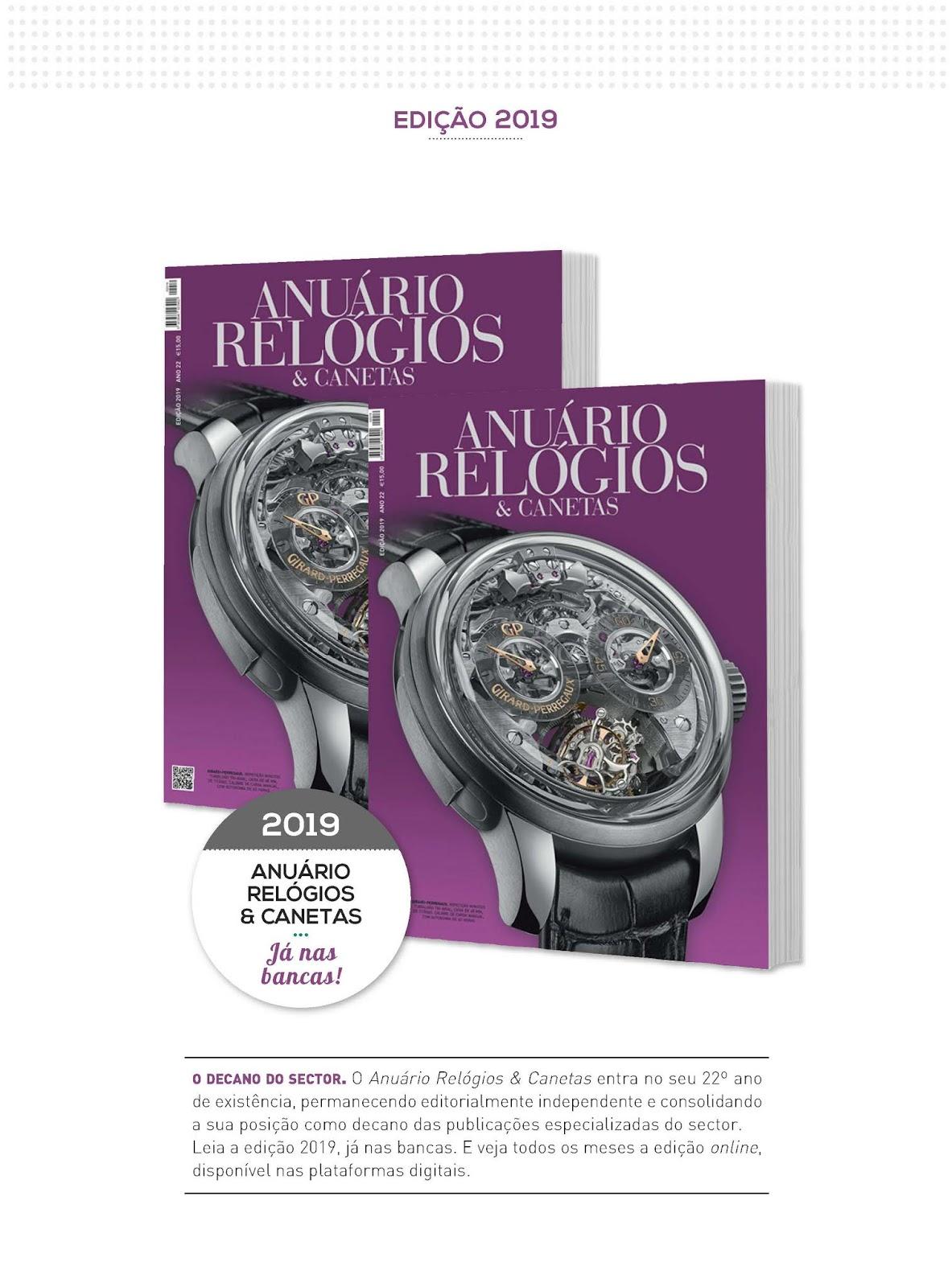 a3a36b34179 Estação Cronográfica  Compre online a edição digital do Anuário ...