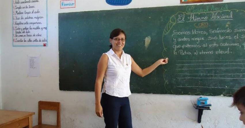 MINEDU: En noviembre maestros recibirán aumento de sueldo y homologación de ingresos de docentes con encargatura de dirección o subdirección, informó el ministerio de Educación - www.minedu.gob.pe
