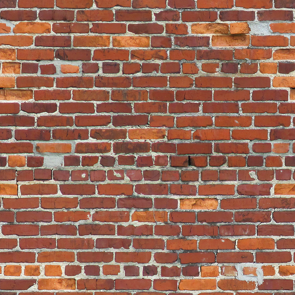 Brick Vector Picture: Brick Textured Wallpaper