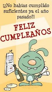 Feliz Cumpleaños Gracioso 4