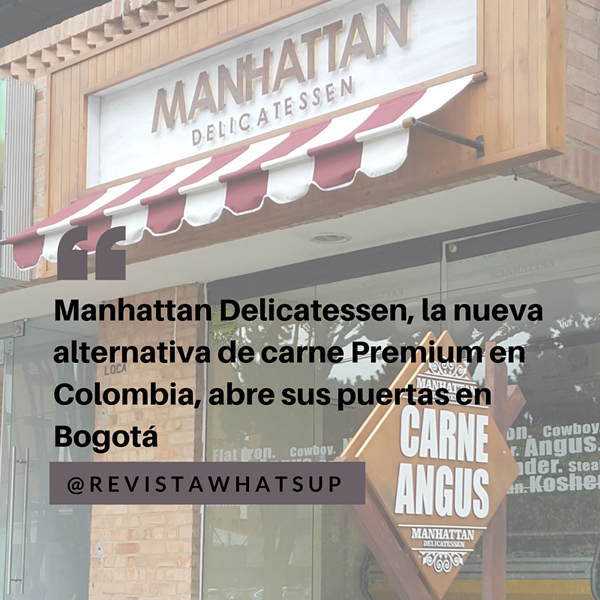 Manhattan-Delicatessen