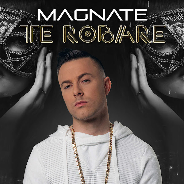 Magnate - Te Robare - Single Cover