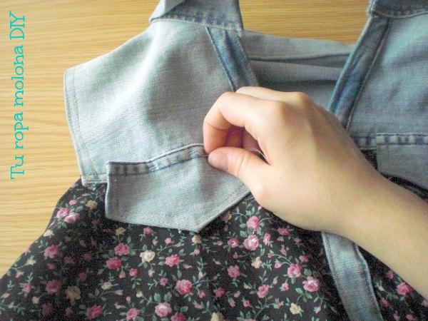 coser bolsillos