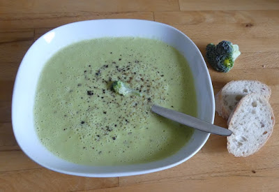 Broccolicremesuppe